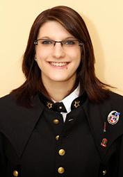 Jugendreferentin Melanie Sander